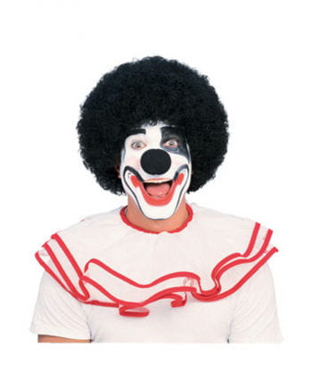 Clown Wig Deluxe Black
