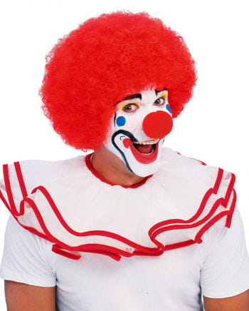 Clown Wig red