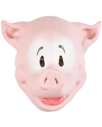 Comic Schwein Greyland Maske