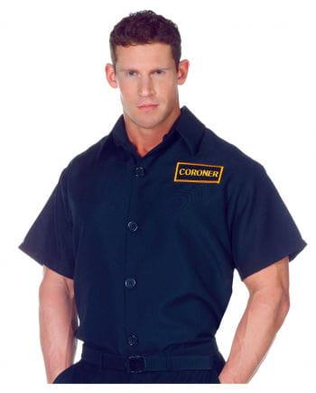 Coroner Deluxe Shirt Plus Size
