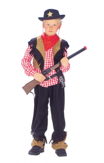 Cowboy Kinderkostüm Premium