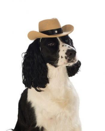 Cowboy-Hut für Hunde & Katzen