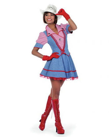 Cowgirl Costume for Women Plus Size