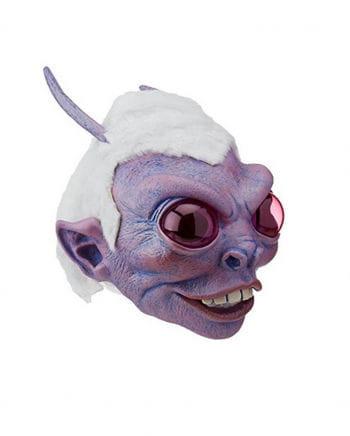 Verrückte Alien Maske