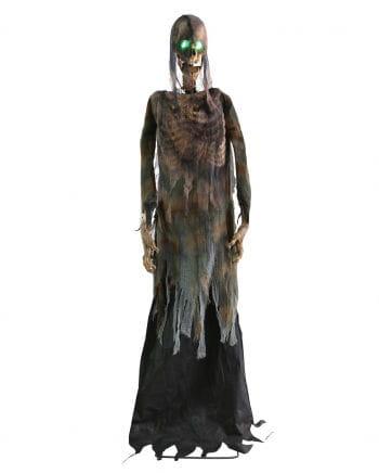 Spooky Halloween Skelett mit Sound & Bewegung