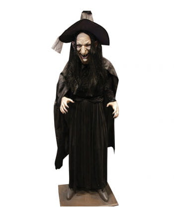 Creepy Witch Aufstellfigur