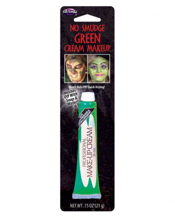 Cream Make Up Smear Green