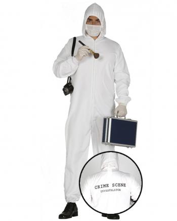 Crime Scene Investigator Halloween Costume