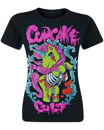 Cupcake Cult Zombie Pony Shirt