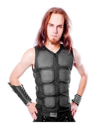 Cyber gothic Vest