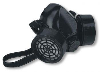 Cybergoth Gasmaske