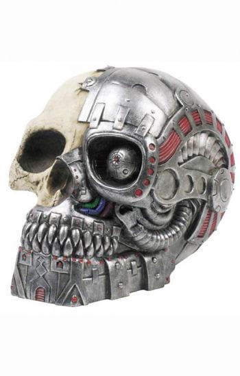 Cyborg Aschenbecher