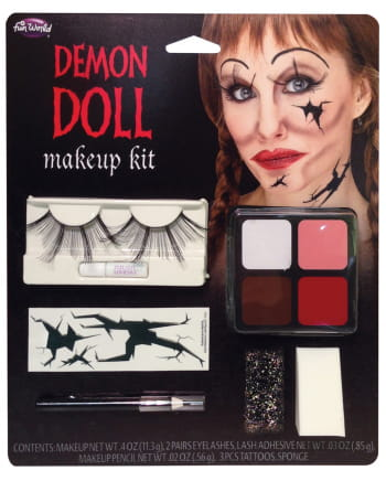 Demon Doll Make-up Kit