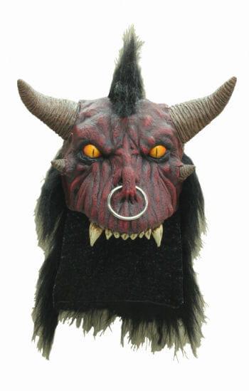 Dämonischer Helm