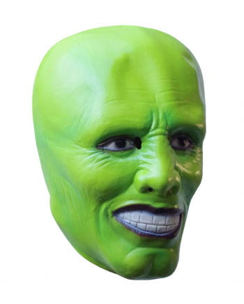 Demon Mask Green