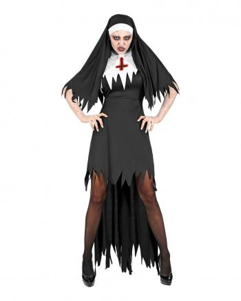 Dämonisches Nonnenkostüm für Erwachsene