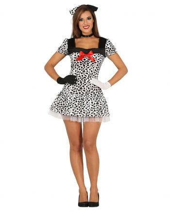 Dalmatian Ladies Costume