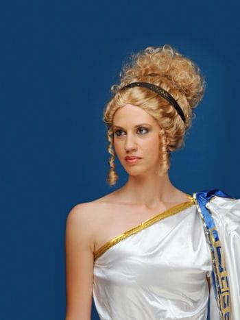 Damenperücke Daphne blond