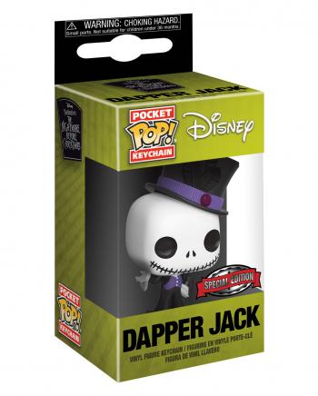 Dapper Jack Schlüsselanhänger Pocket POP!