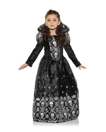 Kinderkostüm dunkle Prinzessin