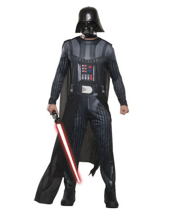 Darth Vader costume with mask