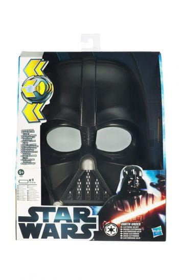 Darth Vader Helm mit Sprachausgabe