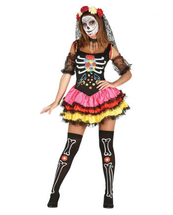 Day Of The Dead Catrina Costume