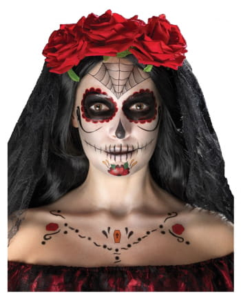 Day Of The Dead Make-up Set