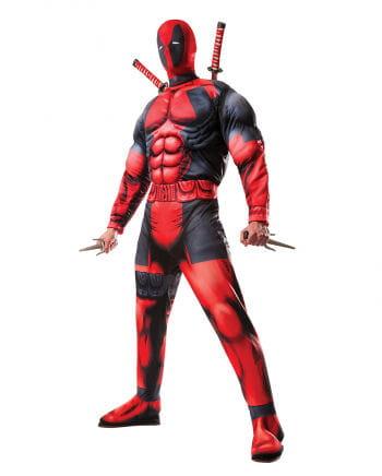Deadpool Muskel Kostüm