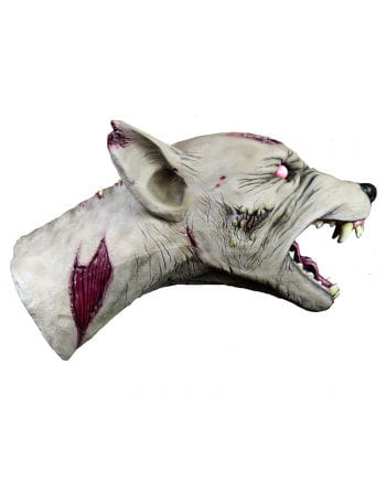 Death Studios Zombie Dog Hand Doll