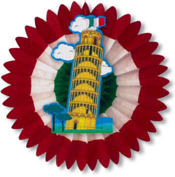 Paper Fan Decoration Pisa