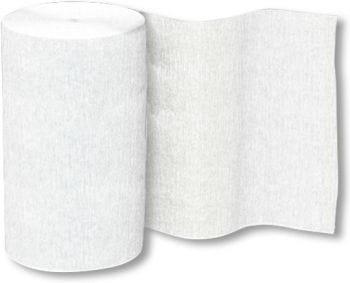 Crepe Paper Roll White