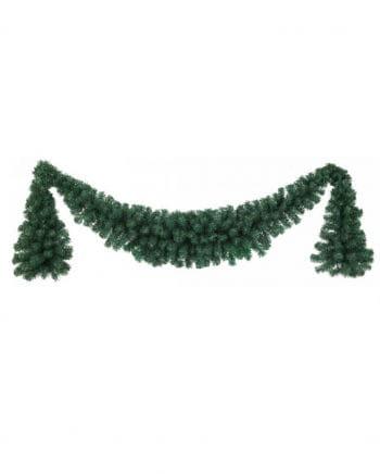 Decorative fir garland with tassel 180 cm x 60 cm