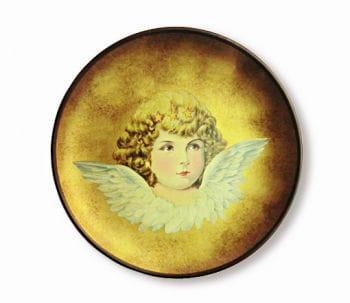 Decoration Plate Angel