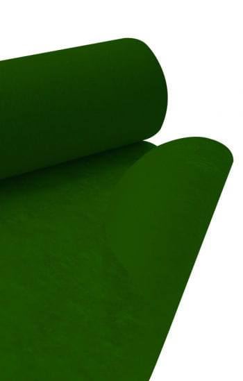 Deko Vliesstoff grün schwer entflammbar