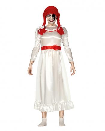 Dämonisches Püppchen Damen Kostüm