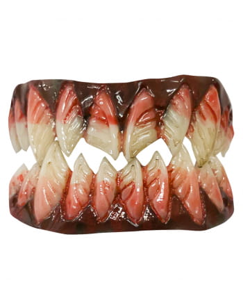 Dental FX Veneers Bloody Klingon Teeth