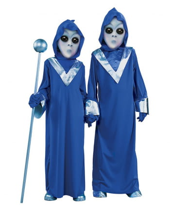 Deep Space Alien Kids Costume