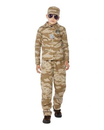 Militärkostüm für Kinder