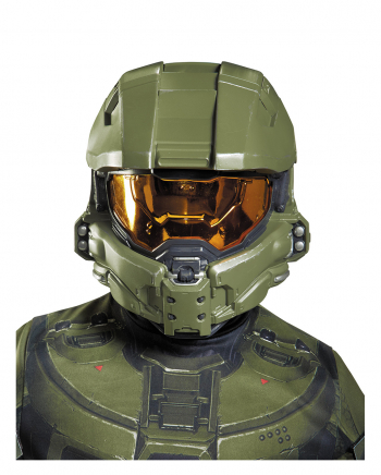 Halo Master Chief Kinder Halbmaske
