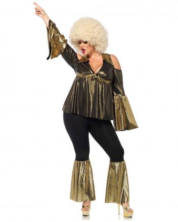 Disco Diva Plus Size Kostüm