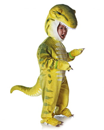 Dino Rex Toddler Costume Green