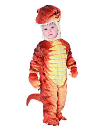 Dino Rex Toddler Costume Red