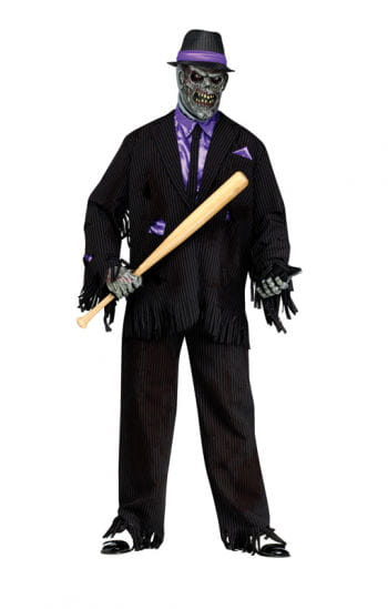 Don of the Dead Costume