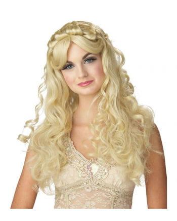 Blonde Dornen Prinzessin Perücke