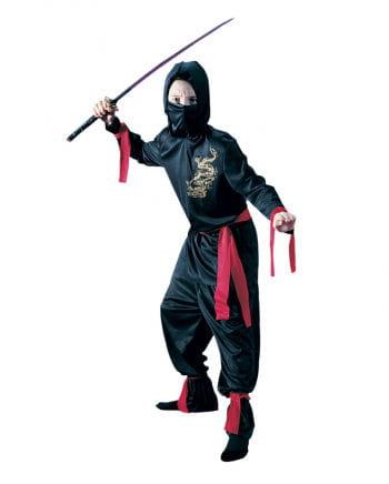 Kinderkostüm Drachen Ninja