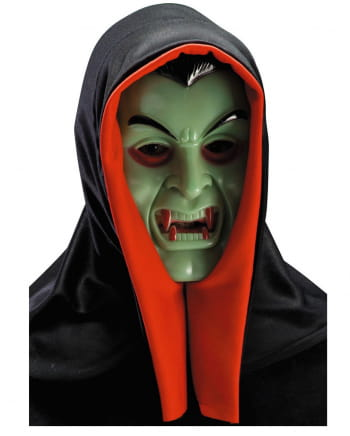 Dracula Children Mask With Hood