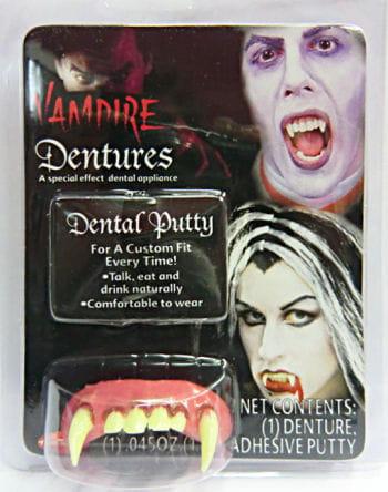 Dracula teeth acrylic