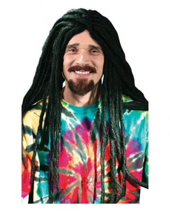 Dreadlock Wig Black
