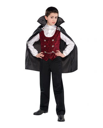 Gloomy Vampire Children's Costume